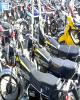 توقیف موتور سیکلت های بدون بیمه ثالث