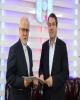 تقدیر وزیر صنعت از مدیرعامل بانک صادرات ایران