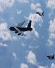 پرواز بمبافکنهای آمریکایی بر فراز دریای چین جنوبی