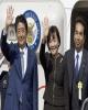 سفر رسمی نخست وزیر ژاپن به چین آغاز شد