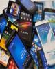 گوشی تلفن های همراه وارداتی به دلیل قیمت گذاری در انبارها مانده اند
