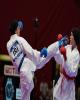 بانوان کاراته در یک قدمی مدال برنز تیمی جهان