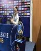 رونمایی از جام لیگ قهرمانان آسیا در نشست خبری