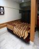 تالار محراب در روزهای پایانی بازسازی و تعمیرات