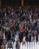 حضور هواداران تراکتورسازی در ورزشگاه/ تشویق شدید رحمتی در تبریز