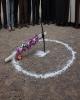 کلنگ احداث اردوگاه و اداره اتباع خارجی مهرستان به زمین زده شد