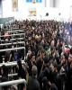 تردد زائران مرز مهران از 2 میلیون نفر گذشت