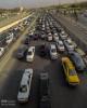 ترافیک سنگین در هراز