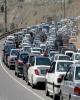 ترافیک مسیر تهران - هراز سنگین است