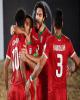 تاج پیروزی پرگل ساحلی بازان برابر آمریکا را تبریک گفت