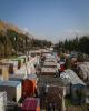 روند کُند ساخت و ساز در کرمانشاه/ زلزلهزدگان همچنان در چادر