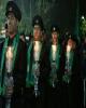 مراسم شام غریبان امام رضا(ع) در مشهد برگزار شد