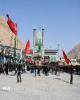 آئین عزاداری مناسبتهای آخر صفر در امامزادههای اردبیل برگزار شد