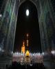 مشهدالرضا در سوگ امام غریب یکپارچه سوگوار است
