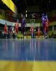 پیروزی صدرا شیراز برابر نارسینا تهران در بازی معوقه لیگ بسکتبال بانوان