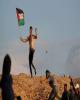 شهادت یک فلسطینی در مرزهای غزه