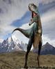 کشف یک گونه جدید از دایناسورها