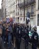 دانشجویان غیر اروپایی در پاریس تظاهرات کردند