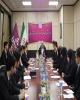 سومین هم اندیشی روسای شعب غرب استان تهران برگزار شد