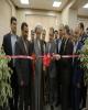 افتتاح اتاق ویژه بانک آفیسر و شعبه بازسازی شده شهر ری بانک ملی ایران