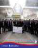 بانک صادرات ایران با آرمان های امام راحل(ره) تجدید بیعت کردند