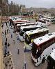 قیمت بلیتهای نوروزی اتوبوس افزایش نمییابد
