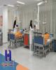 فعالیت مجدد بیمارستان حضرت فاطمه ساوه با حمایت بانک صادرات