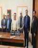 بانک توسعه تعاون تعدادی دستگاه بریل برای نابینایان اهدا کرد