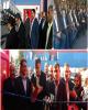 افتتاح بزرگترین خط تولید کانتینرهای حمل دریایی کشور در شرکت ماموت