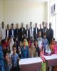 افتتاح مدرسه بانک تجارت درشهرستان ایذه