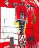 مزایده تابلوی نقاشی «ژان میشل باسکیت»