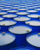 کاهش قیمت نفت به دلیل نگرانیهای تجاری / برنت به ۶۱ دلار رسید