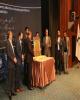 اهدای نشان برند مسئولیتپذیری اجتماع به بانک توسعه تعاون