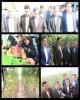افتتاح دو طرح اشتغال روستایی در حاجی آباد