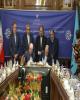 انعقادقراردادهمکاری بانک توسعه تعاون وشرکت مهندسی آب وفاضلاب کشور