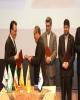 انعقادقراردادعاملیت مابین بانک توسعه تعاون وراهآهن جمهوری اسلامی