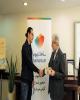 """برنده جشنواره رونمایی """"سامانیوم"""" جایزه خود را دریافت کرد"""