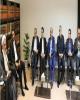 دیدار مدیرعامل بانک توسعه تعاون با نماینده ولی فقیه