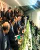 مراسم افتتاحیه مسابقات بینالمللی بدمینتون جام فجر برگزار شد