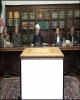 جلسه هماهنگی سفر کاروان تدبیر و امید به استان گیلان به ریاست دکتر روحانی برگزار شد