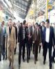 سفیر ارمنستان از چهار واحد تولیدی شهرستان البرز بازدید کرد