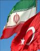 همتی وارد آنکارا شد/مذاکرات پولی و بانکی ایران و ترکیه