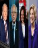 ثروت کاندیداهای ریاست جمهوری آمریکا چه قدر است؟/ ترامپ در صدر