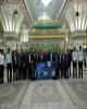 تجدید میثاق مدیران و کارکنان بانک توسعه تعاون با آرمان امام (ره)