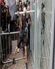 ادامه ناآرامیها در هنگکنگ/ یورش به بانک چینی «اچاسبیسی»