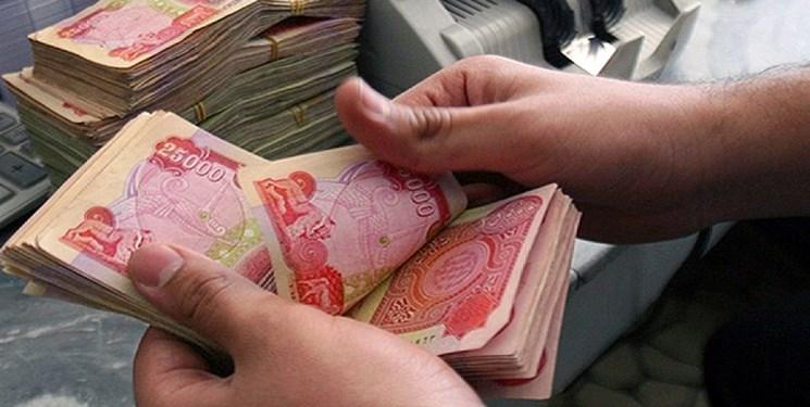 دینار عراق ۲۰ درصد در برابر دلار کاهش یافت