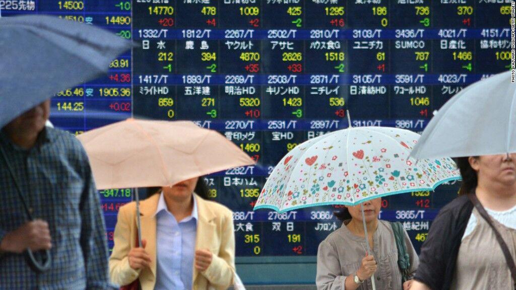 زنگ پایان معاملات بورس توکیو در ۲۰۲۰ با ثبت رکورد ۳۱ ساله