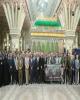 تجدید میثاق مدیران و کارکنان بانک سپه با آرمانهای امام راحل