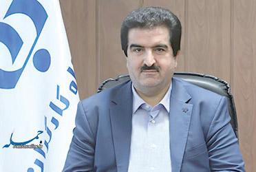 پیام تسلیت مدیر عامل بانک رفاه به مناسبت سالروزشهادت سردارسلیمانی