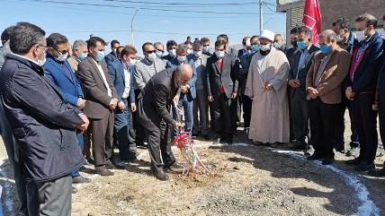 آغاز عملیات احداث کتابخانه پاسارگاد در شهرستان پاسارگاد